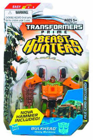 Transformers Prime Beast Hunter Commander AF Asst 201301 -- JAN131723