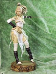 Fantasy Figure Gallery FFG Ritual Resin Statue -- JAN131743