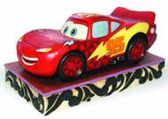Disney Traditions Lightning Mcqueen Car -- DEC112030