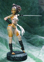 Fantasy Figure Gallery FFG Ritual PVC Statue -- JAN131744