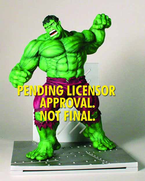 Hulk Bookend -- Avengers Gentle Giant -- JAN131749