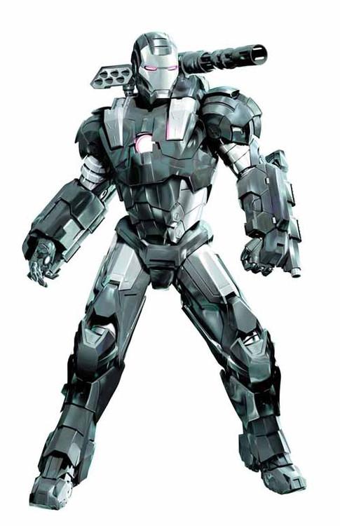 War Machine 1/8 Scale Model Kit -- JAN131751