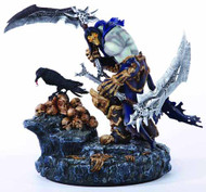 Darksiders II Death & Dust Premier Scale Statue -- TriForce -- JAN131760