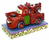 Disney Traditions Mater Tow Truck -- DEC112031