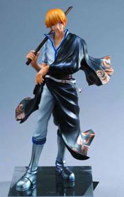 Gintama Sakata Kintoki Gem PVC Figure -- JAN131776