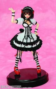 Melancholy Of Haruhi Suzumiya PVC Gothloli Version -- JAN131778