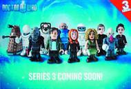 Doctor Who Char Building 36-Pc Mini Figure Display Ser 03 -- JAN131790