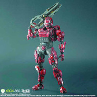 Halo 4 Play Arts Kai Spartan Soldier Action Figure -- JAN131811