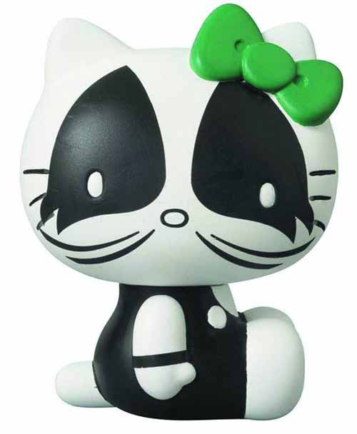Kiss X Hello Kitty The Catman Vinyl Collector Dolls VCD -- JAN131814