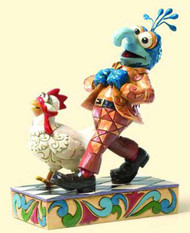 Disney Traditions Gonzo W/Camilla The Chicken -- DEC112035