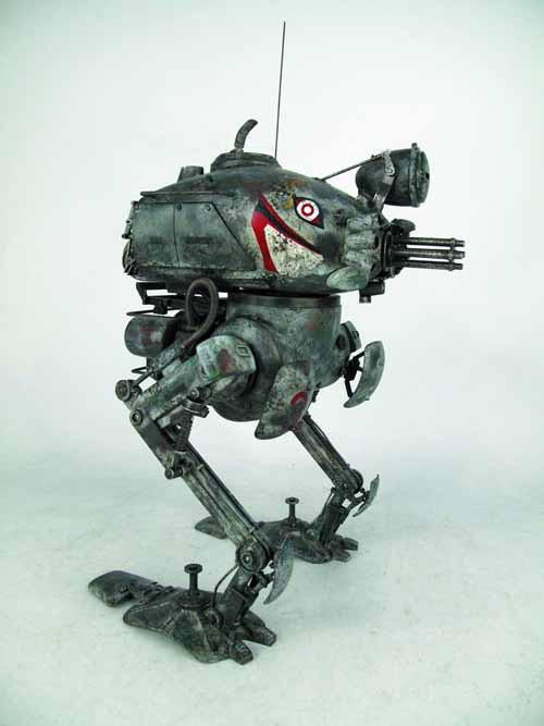 Maschinen Krieger Krote 1/12 Scale Figure -- JAN131822