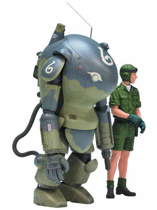 Maschinen Krieger SFAS Fireball 04 Figure -- JAN131823