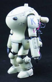 Maschinen Krieger SFAS Fireball 03 Figure -- JAN131824