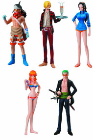 One Piece Film Z Special 4th Trading Figure 10-Piece Asst -- JAN131829