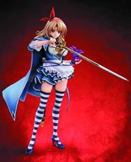 Queens Blade Grimoire Alicia EX Model PVC Figure -- JAN131836