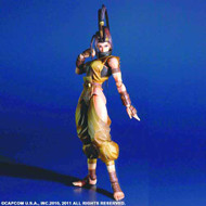 Super Street Fighter IV Play Arts Kai Ibuki Action Figure -- JAN131843