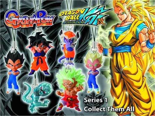 Dragon Ball Kai Ultra Deformed Mascot Ser 1 24-Pc BMB Disp -- JAN131942