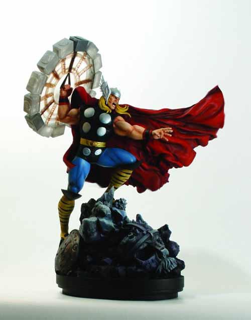 Thor Classic Action Statue Avengers Bowen Designs -- JUL111881