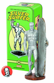 Classic Marvel Characters Series 2 #4 Silver Surfer -- JUL120079