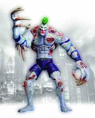 Arkham Asylum Deluxe Titan Joker Action Figure -- DC Comics -- JUL120272