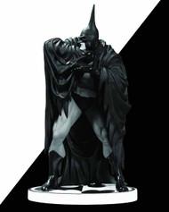 Batman Black & White Statue Batman By K Jones V2 -- JUL120275