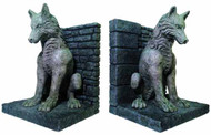 Game Of Thrones Dire Wolf Bookends -- DEC120157