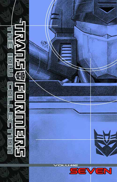 Transformers IDW Collection HC Vol 07 -- JUL120328