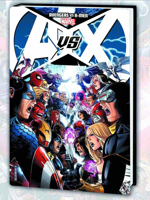 Avengers Vs X-Men Cheung HC -- JUL120630