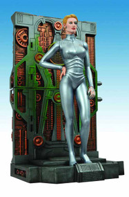 Star Trek Femme Fatales 7 Of 9 PVC Statue -- Diamond Select -- DEC121593