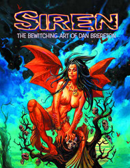 Siren Bewitching Art Dan Brereton HC Sketch Edition -- JUL121067