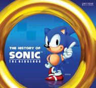 History Of Sonic The Hedgehog HC -- JUL121250