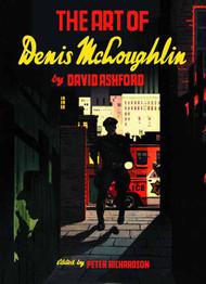 Art Of Denis Mcloughlin Limited Edition HC -- JUL121334