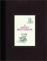 Disney Sketchbook HC -- JUL121372
