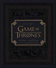 Inside HBO's Game Of Thrones HC -- George R.R. Martin -- JUL121421