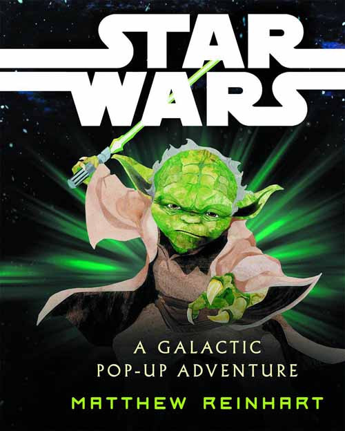 Star Wars Galactic Pop Up Adventure HC -- JUL121438