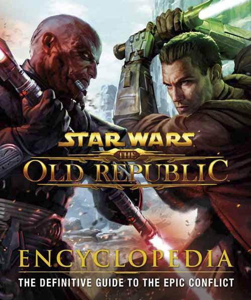 Star Wars Old Republic Encyclopedia HC -- JUL121441