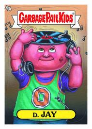 Garbage Pail Kids Series 1 Trading Cards T/C Box -- JUL121450