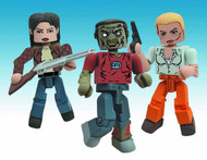 Walking Dead Minimates Ser 2 Assortment -- Robert Kirkman -- JUL121723