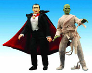 Universal Monsters Series 2 Retro Cloth Action Figure Asst -- JUL121732