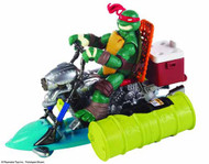 Teenage Mutant Ninja Turtles Basic Vehicle Asst 201301 -- DEC121670