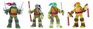 Teenage Mutant Ninja Turtles Battle Shell 11-In AF Asst -- DEC121671