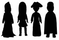 Living Dead Dolls Four Horsemen Of The Apocalypse Asst -- JUL121787