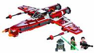 Lego Star Wars Republic Striker Starfighter Set -- JUL121804