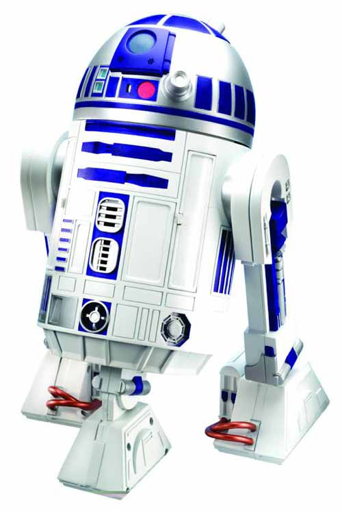 Star Wars Interactive 15-In R2-D2 -- JUL121816