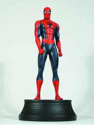 Spider-Man Red Museum Statue -- Avengers Bowen Designs -- JUL121855