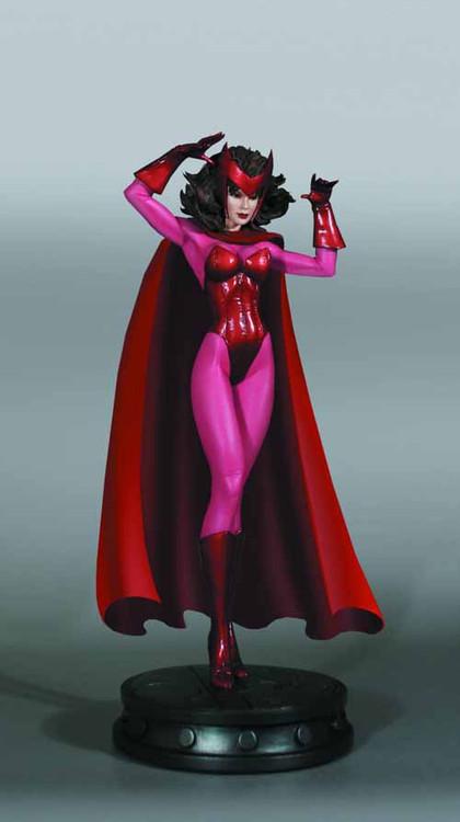 Scarlet Witch Statue -- Avengers Bowen Designs -- JUL121856