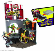 Teenage Mutant Ninja Turtles Pop-Up Pizza Playset Asst -- DEC121674