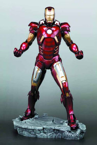 Avengers Movie Iron Man Mark VII ARTFX Statue--Kotobukiya -- JUL121881