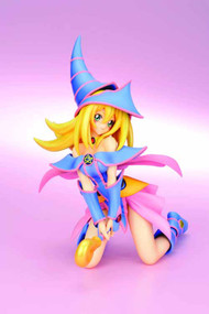 Yu-Gi-Oh Black Magician Girl Ani-Statue -- Kotobukiya -- JUL121883