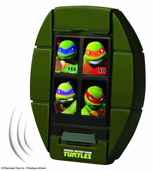 Teenage Mutant Ninja Turtles T-Phone 6-Piece Case -- DEC121675